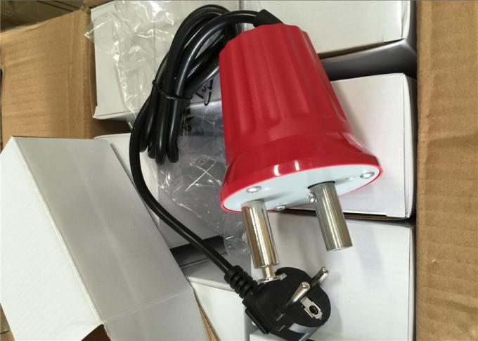0.4 Kg EU Plug BBQ Grill Barbecue Spit Motors 220v Rotating Barbecue Red Color