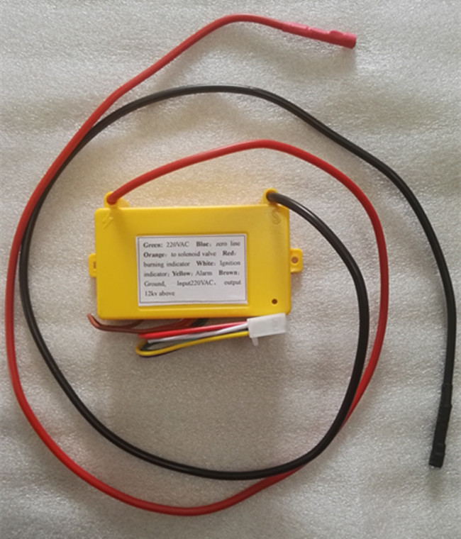 High Voltage Output Electric Pulse Igniter F103Y 0.5 Kg 150V - 250VAC 50HZ