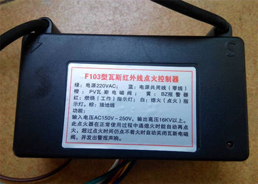 China 220VAC Programmed Oven Burner Electric Pulse Gas Igniter With Solenoid Control supplier