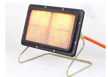 Small Ceramic Far Infrared Gas Heaters Portable For Indoor