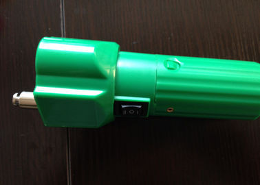 China Custom 1.5 VDC Battery 4.2rpm Green BBQ Rotisserie Drive Motor For Barbecue Grill supplier