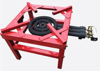 Good Quality Infrared Gas Burner & High Fire LPG Cast Iron Gas Burner Stove , Gas 3 Ring Burner Cast Iron on sale