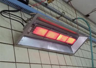 China Automatic Ignition Infrared Catalytic Ceramics Gas Heater For Poultry Livestock factory