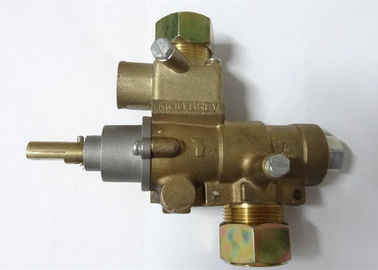 China Flame Failure Protection Automatic Gas Shut Off Valve With Thermocouple Thermal Function distributor