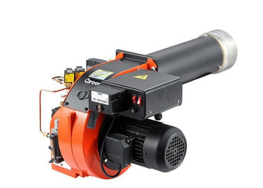 China 400 Kw Single / Double Fire Output Automatic Diesel Blower Heater For Melting Furnace factory